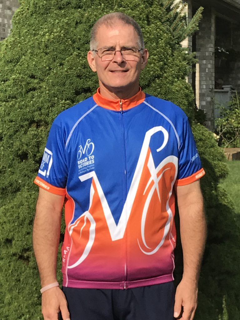 If it weren't for the research spearheaded by the Multiple Myeloma Research Foundation (MMRF), I might not have been here to write this blog and take part in this ride.